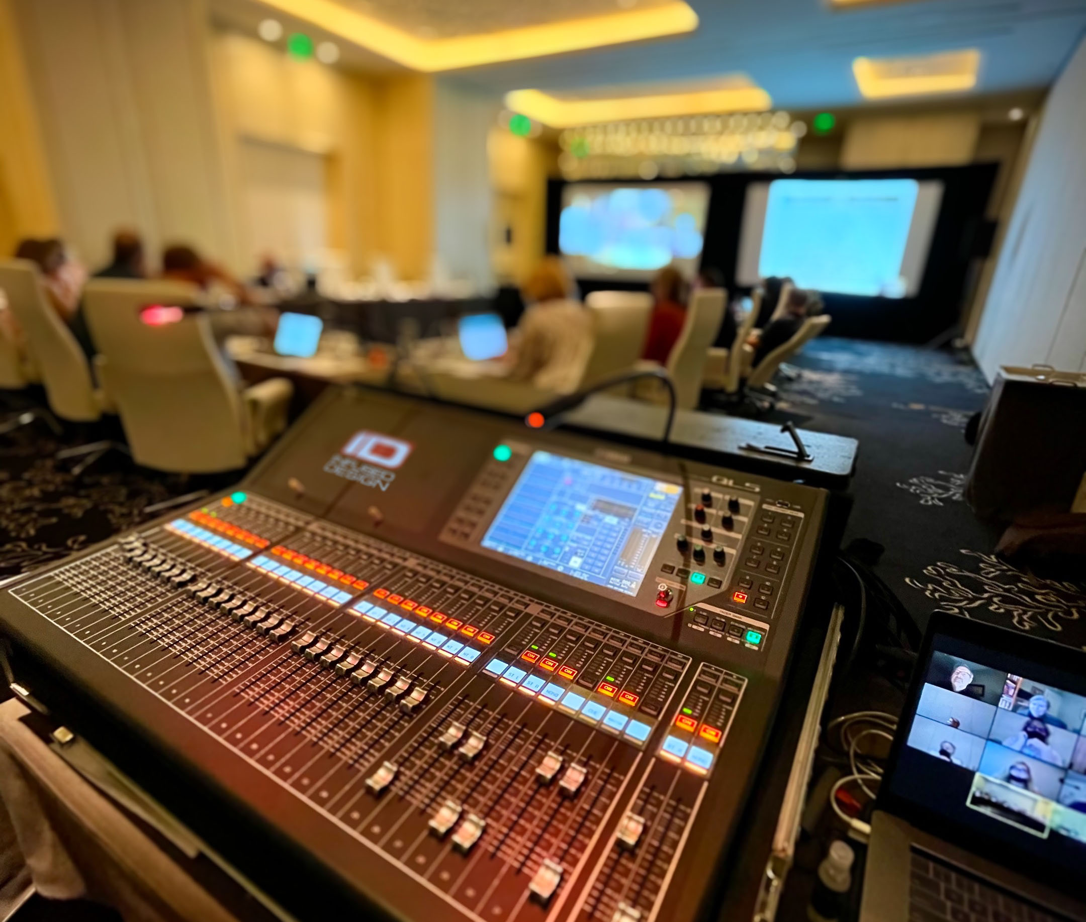 Virtual, Live or Hybrid we can make your event a success.